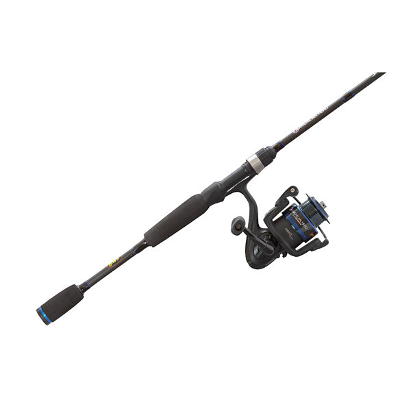 Lews American Heroes Spinning Combo Rod and Reel