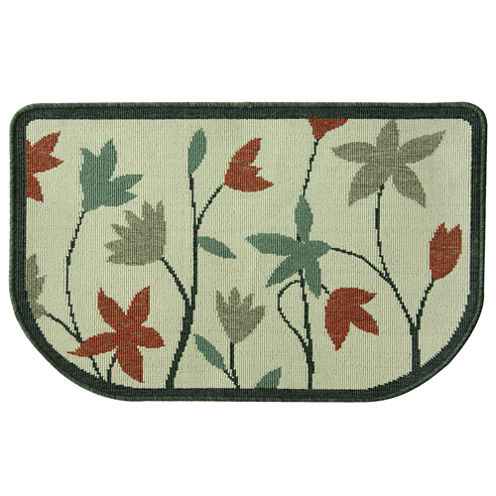 "Bacova Guild Adora Garden Wedge Rug - 26""X47"""