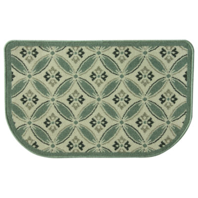 "Bacova Guild Concentric Wedge Accent Rug - 26""X47"""