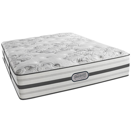 Simmons® Beautyrest® Platinum® McKenna Plush - Mattress Only