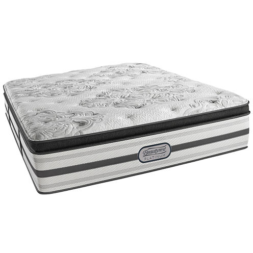 Simmons® Beautyrest® Platinum® McNeil Pillow Top Luxury Firm Mattress