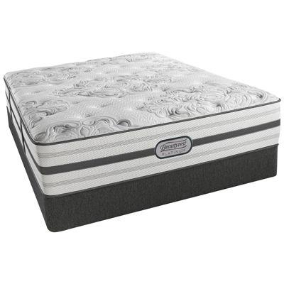 Simmons® Beautyrest® Platinum® McKenna Plush - Mattress + Box Spring