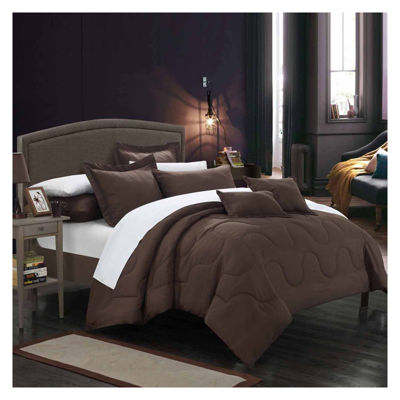 Chic Home Donna Midweight Comforter Set