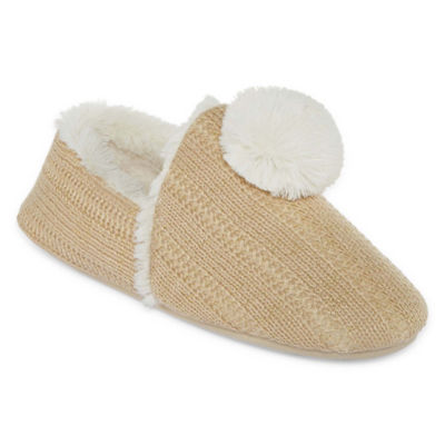 PJ Couture Moccasin Slippers