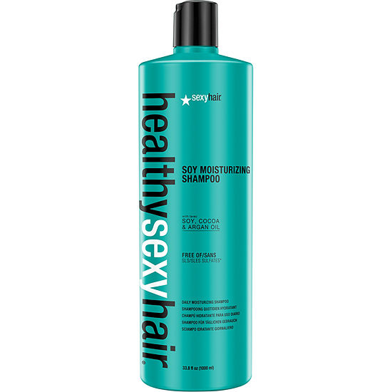 Healthy Sexy Hair® Soy Moisturizing Shampoo - 33.8 Oz.