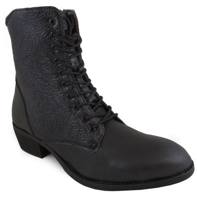 """Smoky Mountain Women's Lacer 6"""" Laced Cowboy Boot"""
