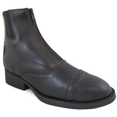"""Smoky Mountain Women's Zipper Paddock 6"""" Riding Boot"""