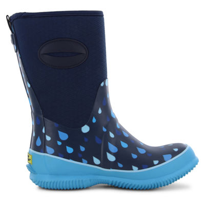 Western Chief Womens Big City Rain Boots Waterproof Pull-on