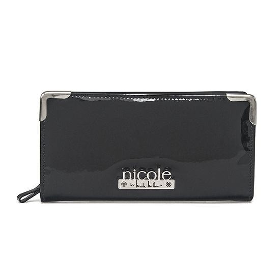 Nicole By Nicole Miller Franny Large Wallet