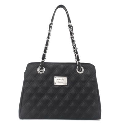 Nicole By Nicole Miller Robyn Tote Bag