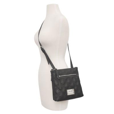 Nicole By Nicole Miller Robyn Crossbody Bag