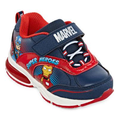 Avengers Boys Sneakers Slip-on - Toddler