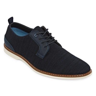J.Ferrar Mens Potter Oxford  Lace-up Shoes