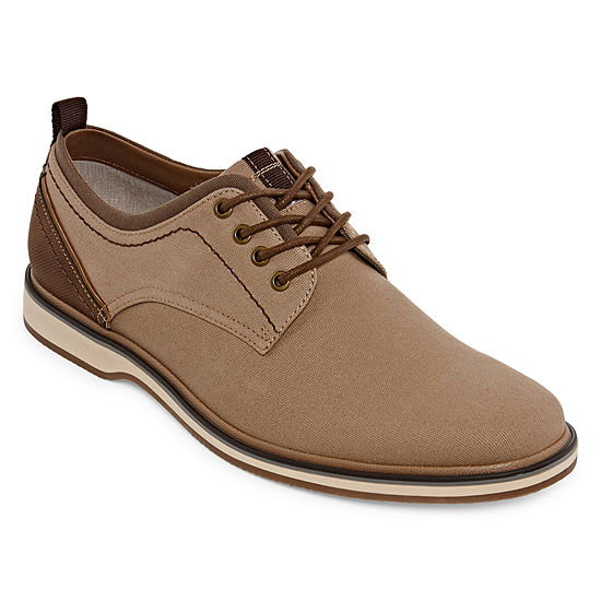 JF J.Ferrar Mens Russell Lace-up Oxford Shoes