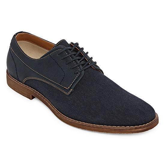 JF J.Ferrar Mens Jf Devon Oxford Shoes