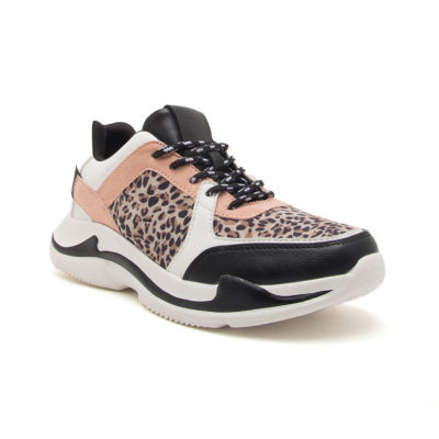 Qupid Womens Qupid Nearby-02x Slip-On Shoes Lace-up Pointed Toe
