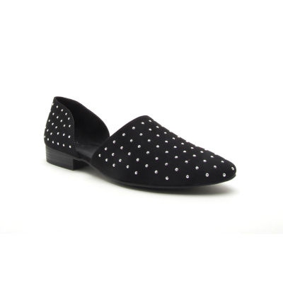 Qupid Womens Soric-23x Loafers Slip-on Closed Toe