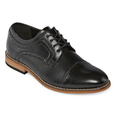 Stacy Adams Little Kid/Big Kid Boys Dickinson Oxford Shoes Lace-up