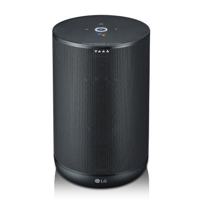 LG WK7 ThinQ Smart Speaker with Google Assistant