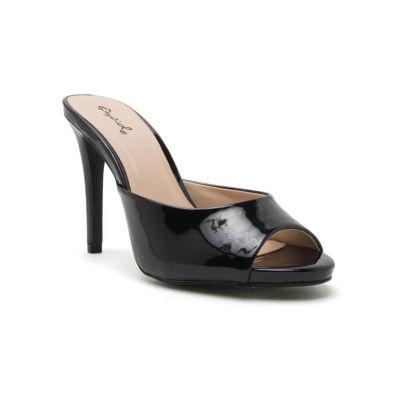 Qupid Womens Jealous-08 Heeled Sandals