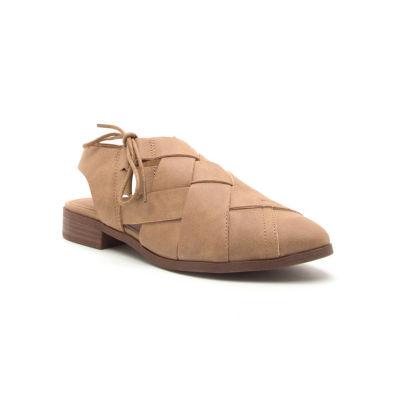 Qupid Womens Qupid Tuxedo-99 Loafers Slip-on Closed Toe