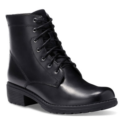 Eastland Womens Blair Lace Up Boots
