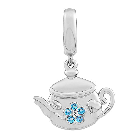 Ps Personal Style Blue Topaz Charm