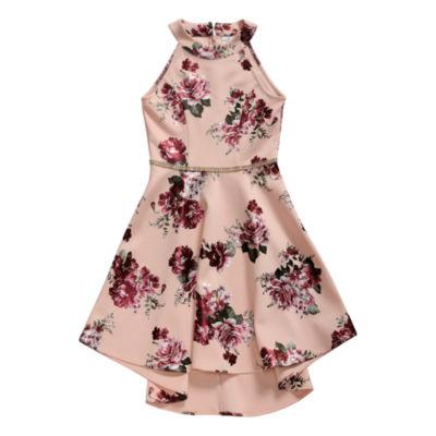 Emily West Sleeveless Party Dress - Big Kid Girls