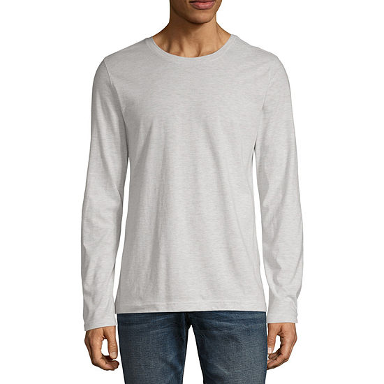 Arizona Mens Round Neck Long Sleeve T-Shirt