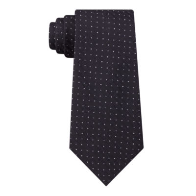 Shaquille O'Neal XLG Pin Dot Xlong Tie Dots Tie