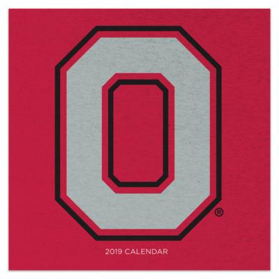 Tf Publishing 2019 Ohio State University Wall Calendar