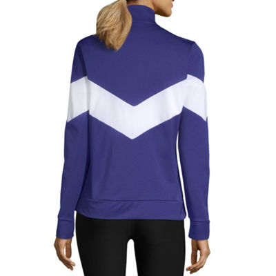 Xersion Chevron Track Jacket