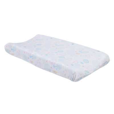 Crown Craft Ariel Under the Sea Changing Pad Cover