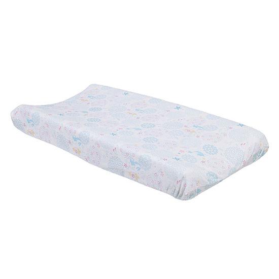 Disney Ariel Sea Princess 1 Pair Microfiber Crib Pad