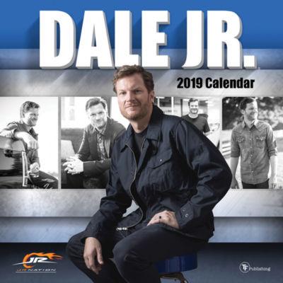 Tf Publishing 2019 Dale Earnhardt Jr Wall Calendar