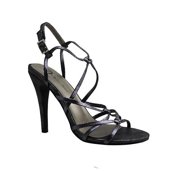 Michael Antonio Womens Ginee Heeled Sandals