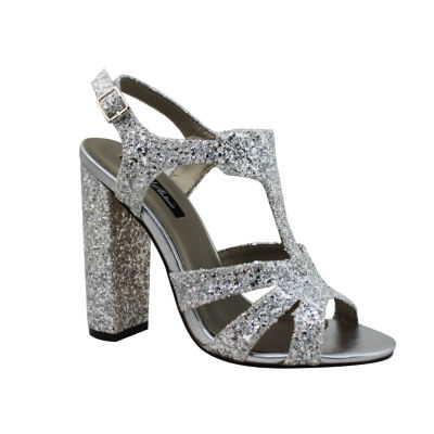 Michael Antonio Womens Ma Gallia Heeled Sandals