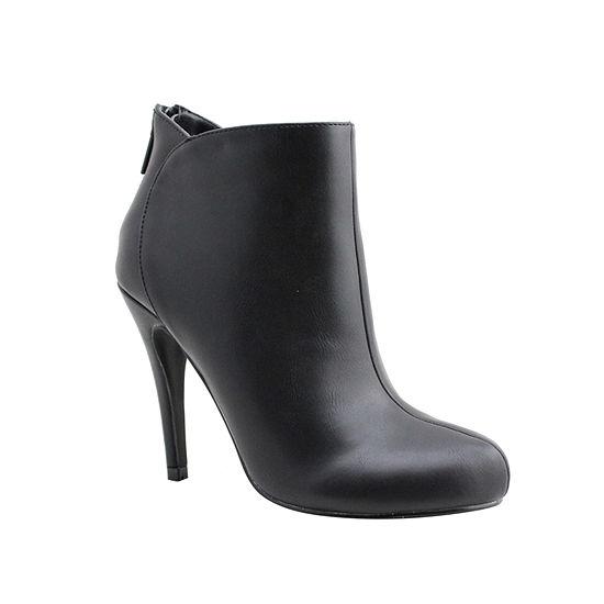 Michael Antonio Womens Ma Harmony Booties Stiletto Heel