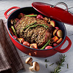 Tramontina Gourmet 6.5-qt. Cast Iron Dutch Oven