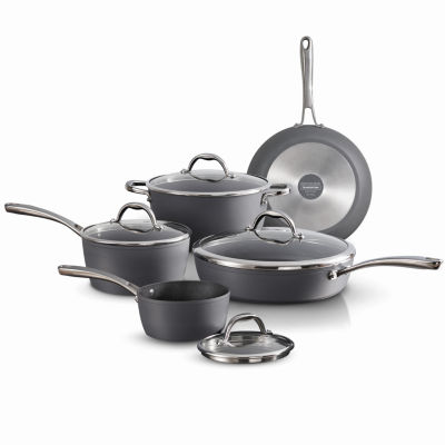 Tramontina Gourmet Induction 9-pc. Cookware Set