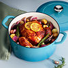 Tramontina Gourmet 5.5-qt. Cast Iron Dutch Oven