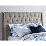 Bedroom Possibilities Bordeaux Upholstered Headboard