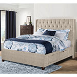 Bedroom Possibilities Bordeaux Upholstered Storage Bed