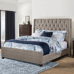 Bedroom Possibilities Bordeaux Upholstered Bed