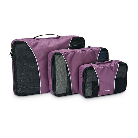 Samsonite 3-pc. Packing Cube, One Size , Purple