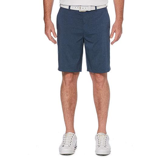 PGA TOUR Mens Mid Rise Stretch Golf Short