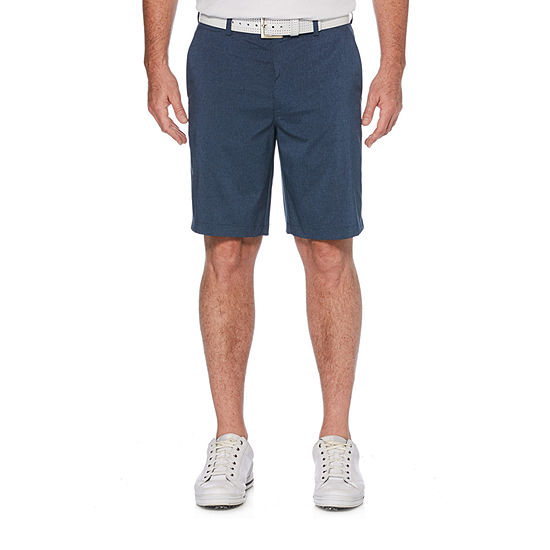 PGA TOUR Mens Mid Rise Golf Short-Big
