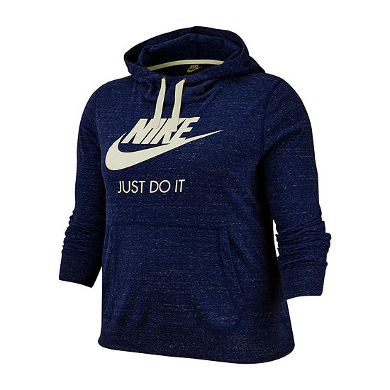 Nike® Gym Vintage Hoodie - Plus