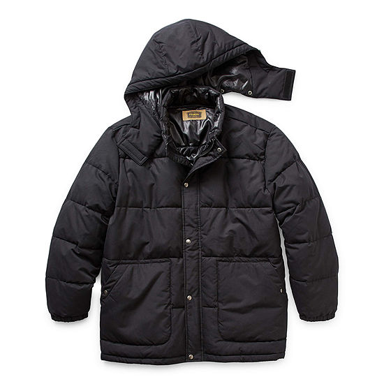The Foundry Big & Tall Supply Co. Water Resistant Heavyweight Puffer Jacket
