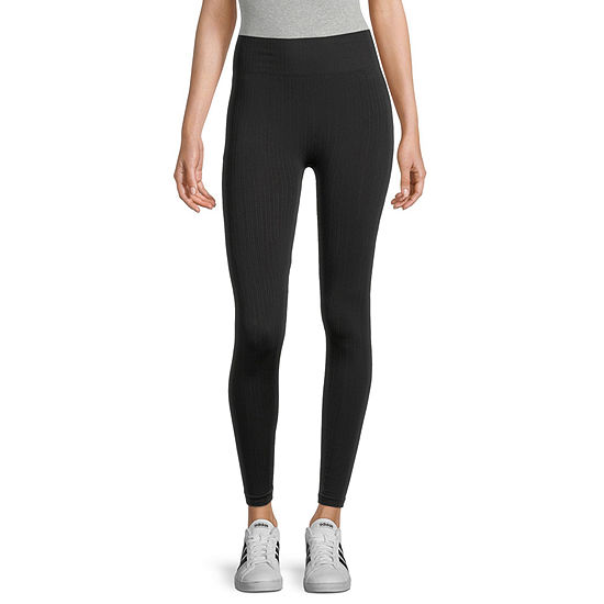 Flirtitude Juniors Seamless Leggings